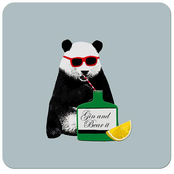 COA023 ... Gin & Bear it