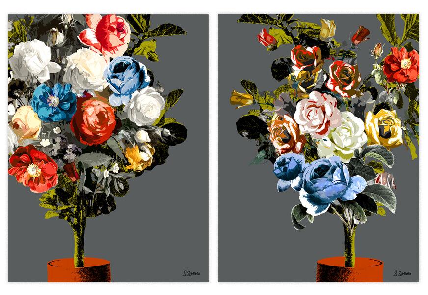 Flower No3 & Flower No4
