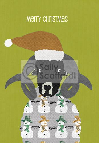 NC Xmas Sheep 01
