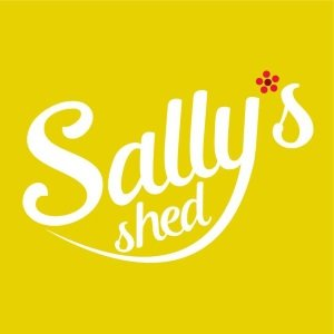 Welcome to Sally's Shed....
