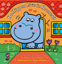 Do Hippos Live in Houses?