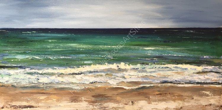 Summer seas