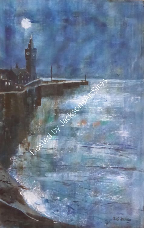 Moonlight, Porthleven