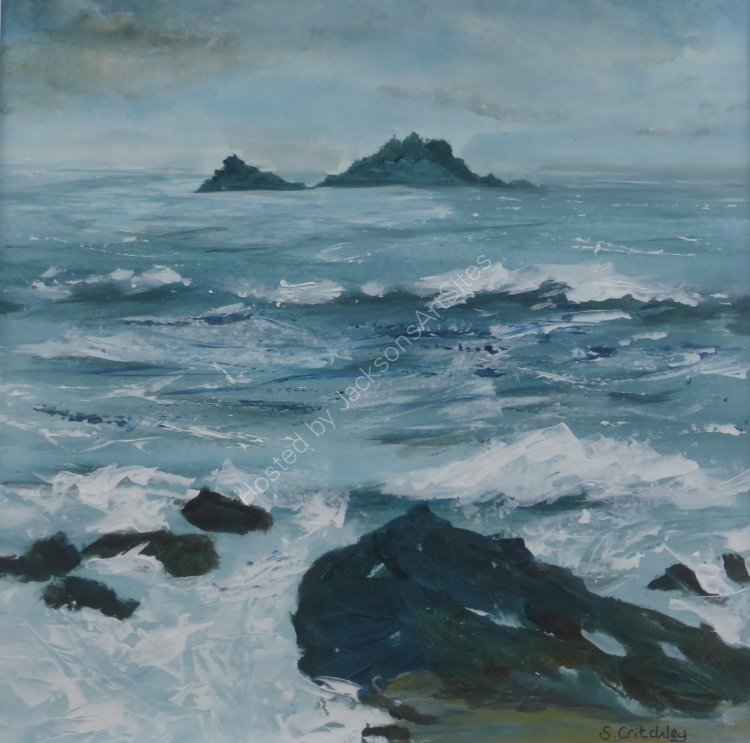 The Brisons, Cape Cornwall