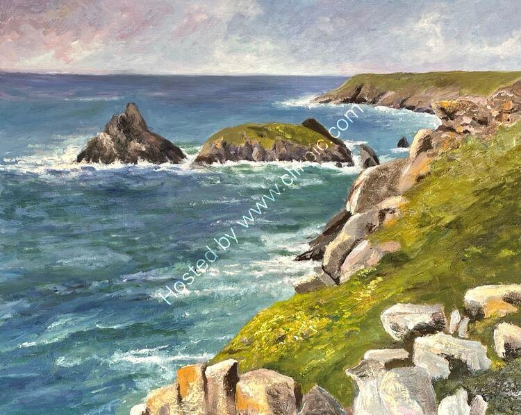 Kynance Cliffs