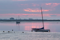 Heybridge sunrise