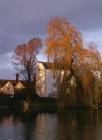 Wiston Mill December light