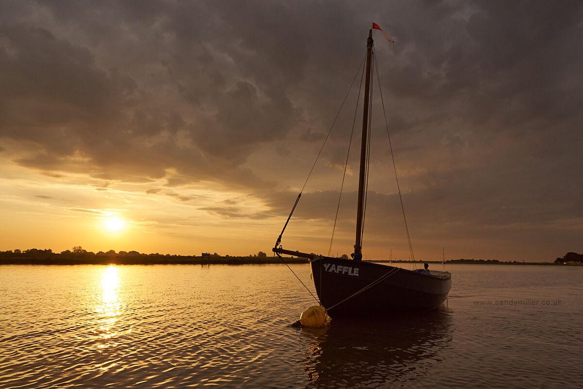 Maldon sunrise