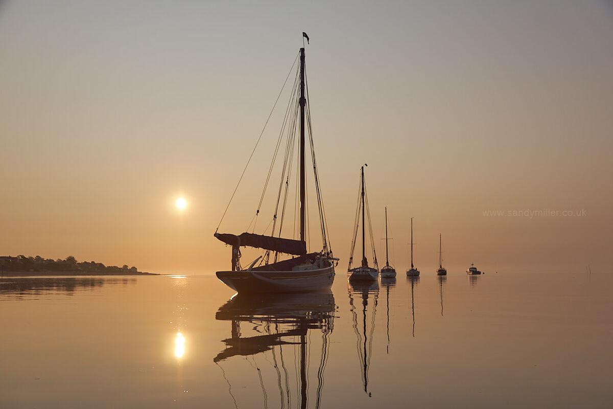 West Mersea dawn