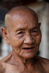 Cambidian Nun