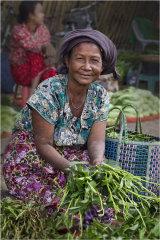 Market - Yangon