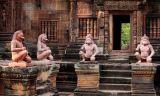 A temple at Angkor