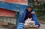 Old woman - Bolivia