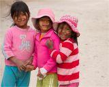 Children - Colca Valley Peru