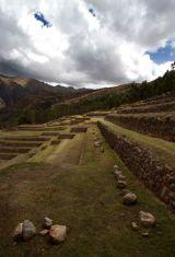 Ancient Ruins - Near Machu Picchu