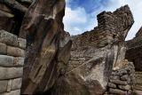 Temple to the Condor - Machu Picchu Peru