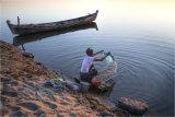 Irrawaddy at Sunset