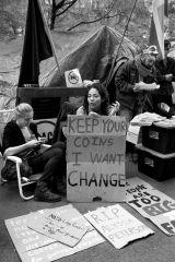 I want change!