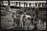 Sand People, Mandalay Dock, Myanmar