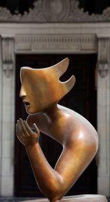 Speak no evil - sculpture Havana