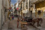 Street Life Havana