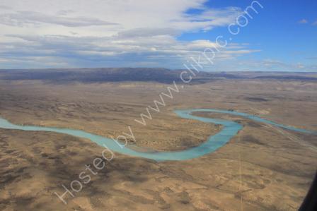 Patagonia from Air