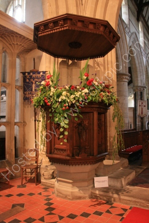 The Pulpit, Heytesbury