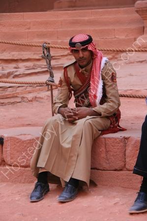 Desert Patrol Police, Jordan