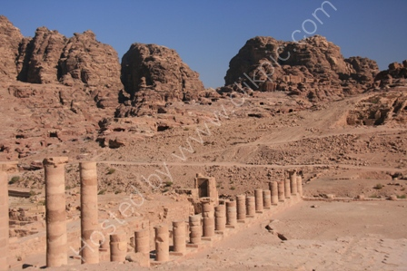 The Great Temple, Petra