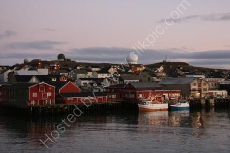 Vardo in Northern Norway