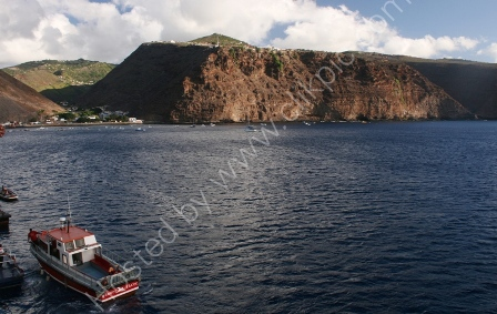 James Bay, St Helena