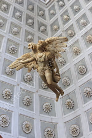Hanging Sculpture in Palazzo