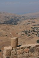 View from Kerak Castle