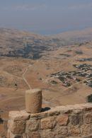 View from Kerak Castle