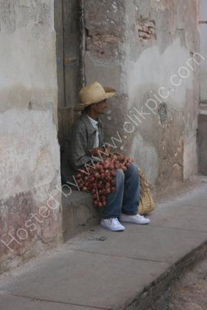 Onion Seller, Trinidad