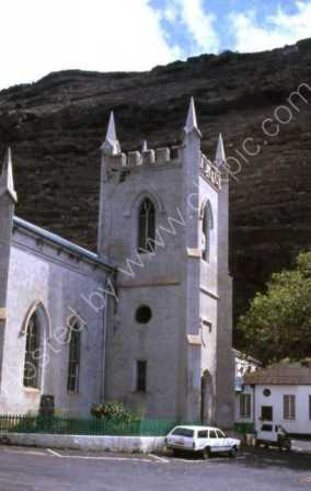 St James Church,Jamestown