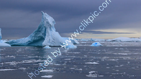 Iceberg in the Penola Strait