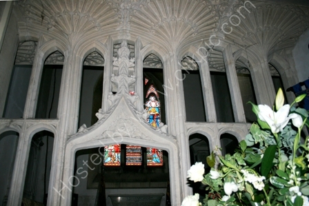 Interior of Heytesbury Church