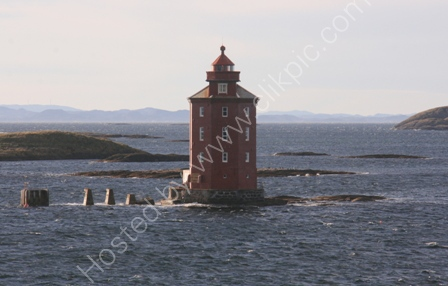 Lighthouse north of Trondheim