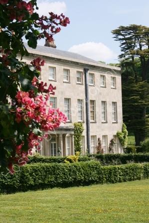 Heytesbury House in May