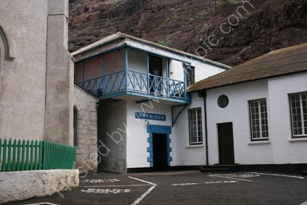 Prison in Jamestown