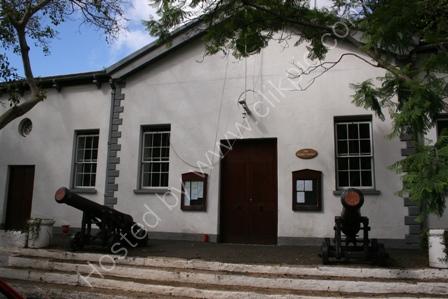The Court House,Jamestown