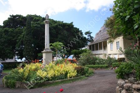 Castle Gardens,Jamestown