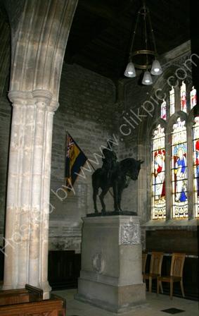 Church in Mells,Somerset