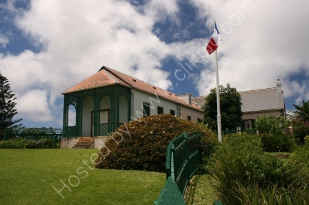 Longwood House,St Helena