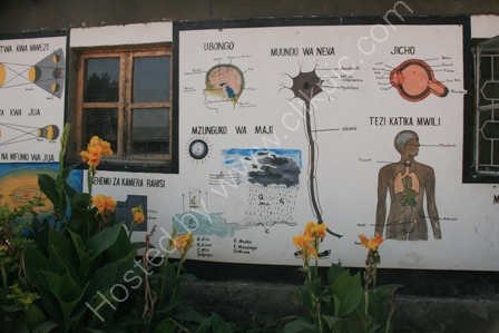 Wall in Masai School