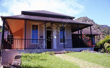 Briars Pavilion, St Helena