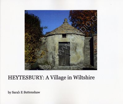 Front Cover of Book on Heytesbury