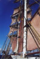 """Tallship """"Eye of the Wind"""""""