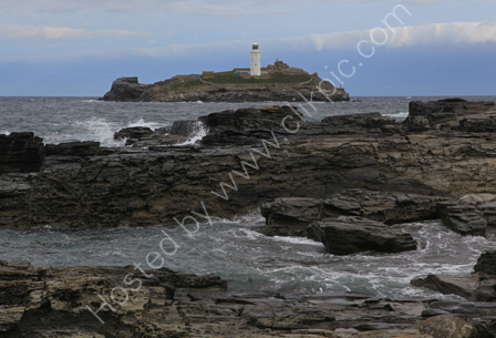 Early Morning at Godrevy Lighthouse